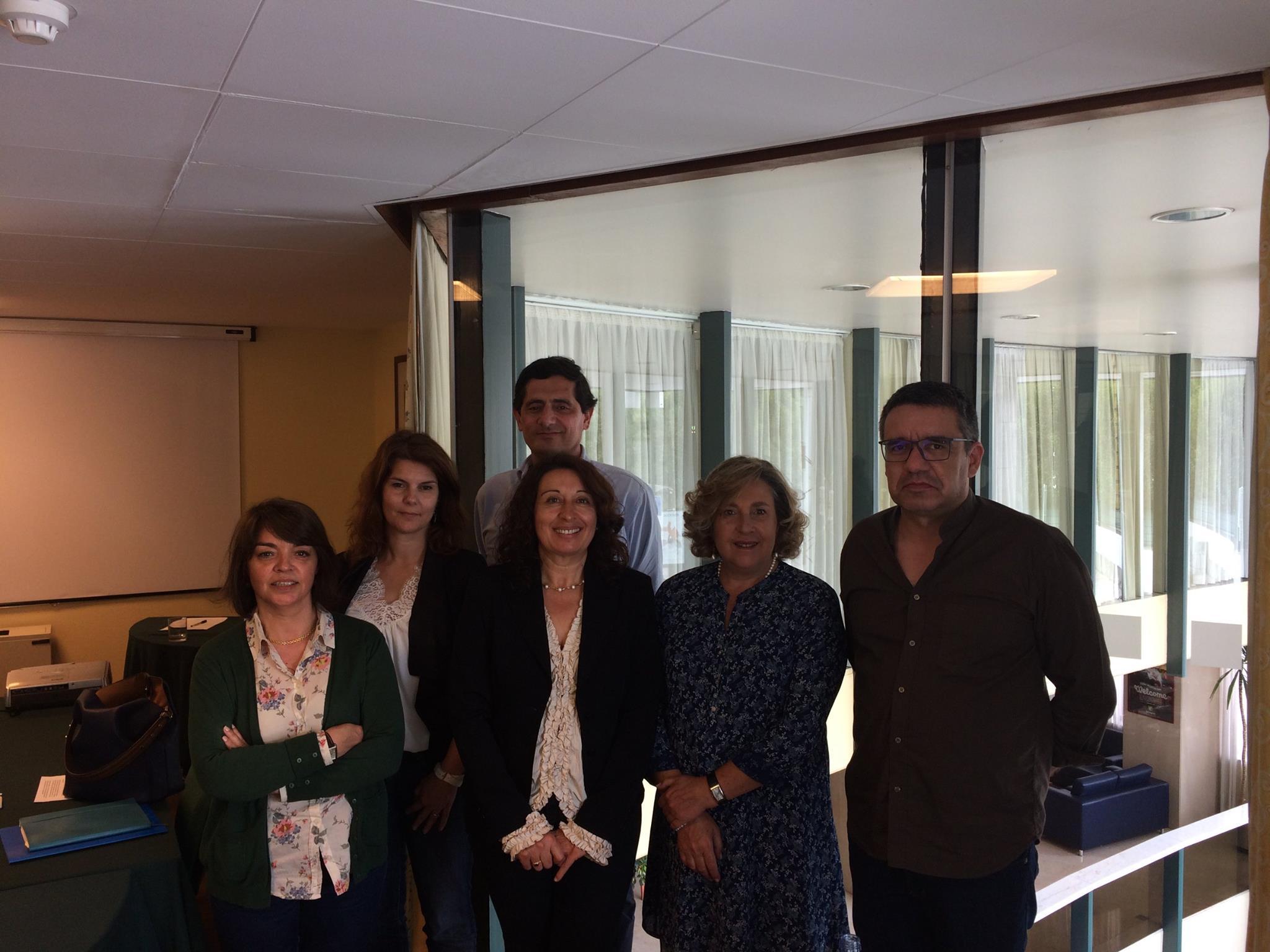 Foto família Falar em Público Abril '17